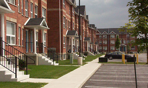 Quarry View Residence at Brock University